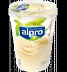 L'emballage du produit Vanille