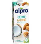 Product packaging of Coconut Almond