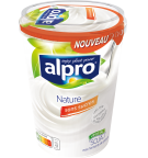 L'emballage du produit  Nature Sans sucres