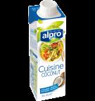 L'emballage du produit Noix de coco Cuisine