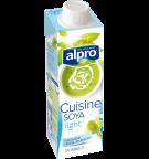 Produkt Verpackug von Soja-Kochcrème Cuisine Light