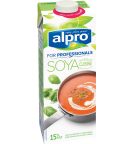 L'emballage du produit Soya Cuisine 'For Professionals'