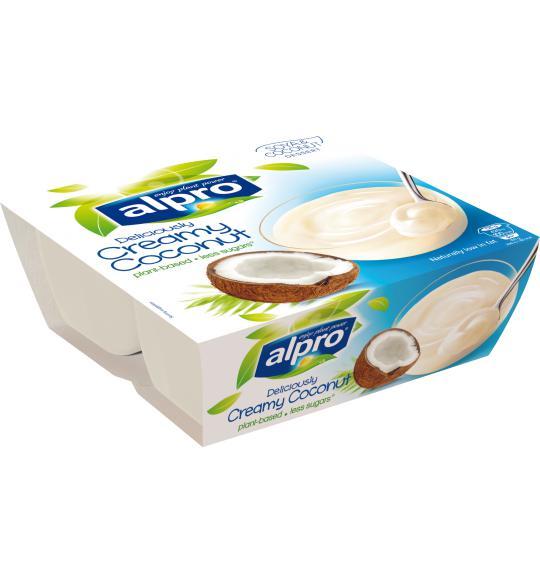 Desserts Desserts Coconut Alpro