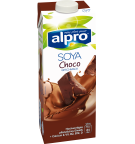 Produkt Verpackug von Sojadrink Schokolade