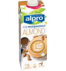 L'emballage du produit Alpro Almond 'For Professionals'