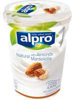 Alpro Natural Manteleilla