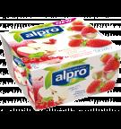 Product verpakking van Aardbei-Rabarber / Rode Bes-Rode Appel
