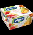 Product verpakking van Aardbei-Banaan / Peer-Perzik zonder stukjes