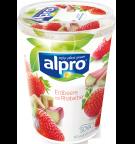 Produkt Verpackug von Erdbeere mit Rhabarber