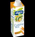 Produkt Verpackug von Reis-Kochcrème Cuisine