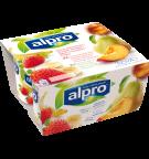Produkt Verpackug von Erdbeere-Banane & Pfirsich-Birne