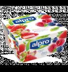 Product verpakking van Aardbei-Rabarber / Bosvruchten